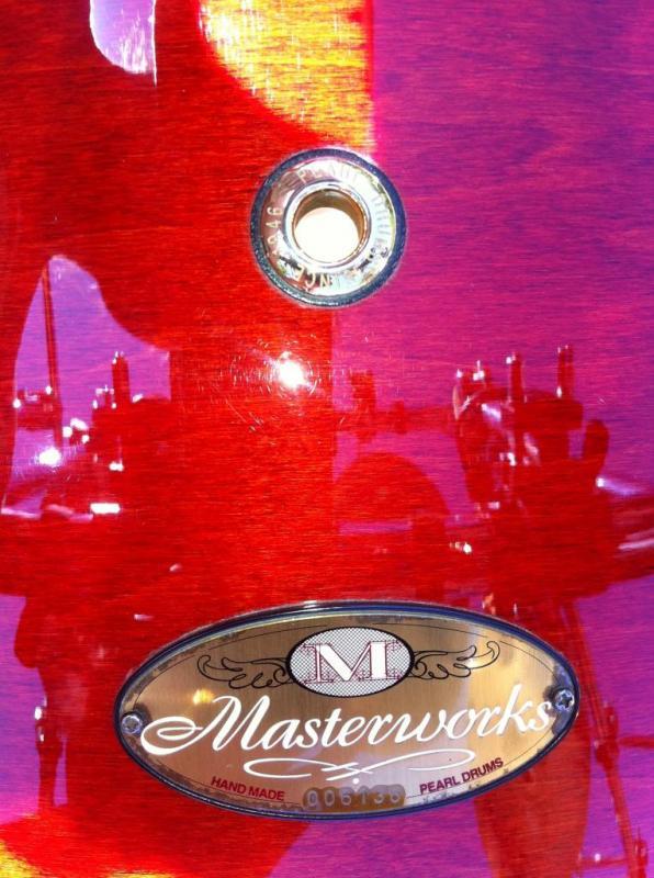 Badge Masterworks Rouge