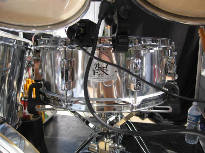 Caisse Claire Pearl Export