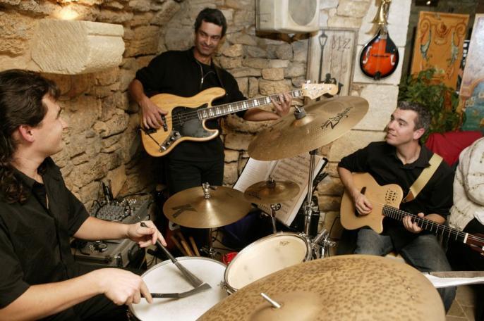 Trio Jazz O.J-L.B. 1